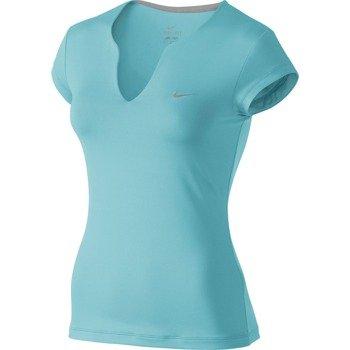 koszulka tenisowa damska NIKE PURE SHORTSLEEVE TOP / 425957-437