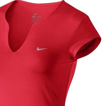 koszulka tenisowa damska NIKE PURE TOP / 425957-660