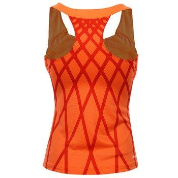 koszulka tenisowa dziewczęca ADIDAS GIRLS ADIZERO TANK / D80662