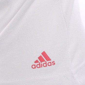 koszulka tenisowa dziewczęca ADIDAS WARDROBE LINEAGE TEE / AB4076