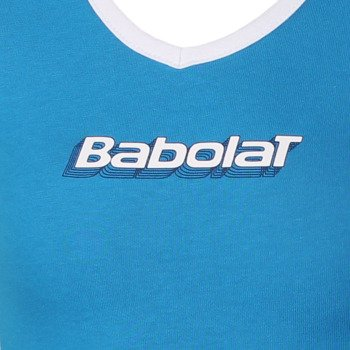 koszulka tenisowa dziewczęca BABOLAT T-SHIRT TRAINING BASIC / 42F1472-136