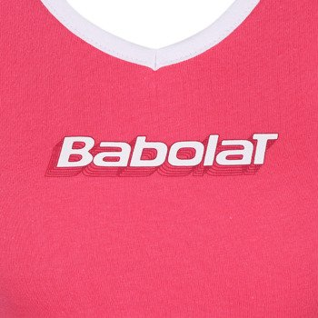 koszulka tenisowa dziewczęca BABOLAT T-SHIRT TRAINING BASIC / 42F1472-156
