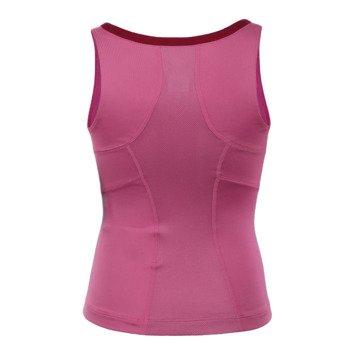 koszulka tenisowa dziewczęca NIKE GIRLS POWER TANK / 522102-555