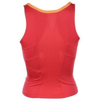 koszulka tenisowa dziewczęca NIKE GIRLS POWER TANK / 522102-685