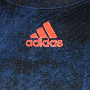 koszulka tenisowa męska ADIDAS ADIZERO TEE Jerzy Janowicz / AA7098