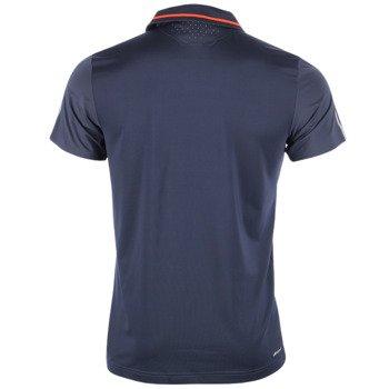 koszulka tenisowa męska ADIDAS BARRICADE POLO / AC0296