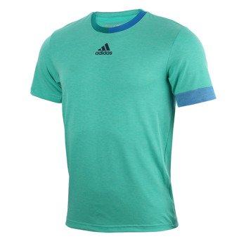 koszulka tenisowa męska ADIDAS BARRICADE PRACTICE TEE / AJ1528