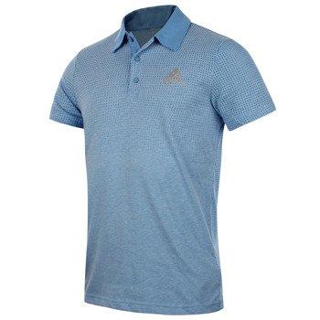 koszulka tenisowa męska ADIDAS CLIMACOOL AEROKNIT POLO / S15727