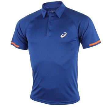 koszulka tenisowa męska ASICS ATHLETE LIGHTWEIGHT POLO / 121684-8107