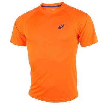 koszulka tenisowa męska ASICS ATHLETE PINNACLE SHORT SLEEVE TOP / 121683-0521