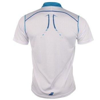 koszulka tenisowa męska BABOLAT POLO MATCH PERFORMANCE / 40S1406-101
