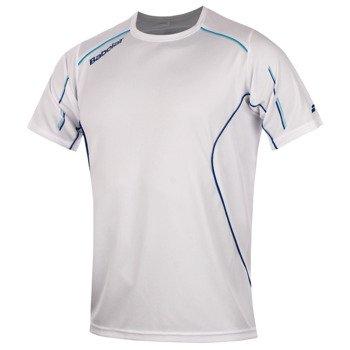 koszulka tenisowa męska BABOLAT T-SHIRT MATCH CORE / 40S1411-101