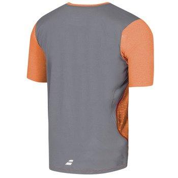 koszulka tenisowa męska BABOLAT T-SHIRT V-NECK PERFORMANCE / 2MS16012-210