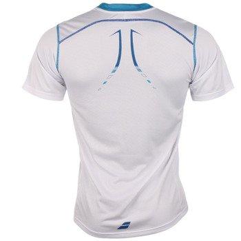 koszulka tenisowa męska BABOLAT TEE-SHIRT MATCH PERFORMANCE / 40S1408-101