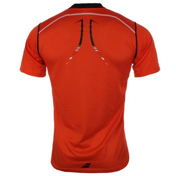koszulka tenisowa męska BABOLAT TEE-SHIRT MATCH PERFORMANCE / 40S1408-110