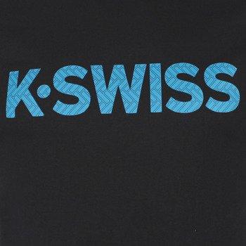 koszulka tenisowa męska K-SWISS SPELL-OUT TEE II / 101272-067