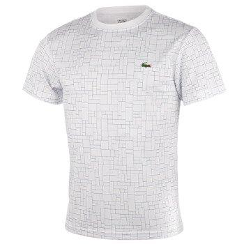 koszulka tenisowa męska LACOSTE T-SHIRT / TH7454 BUB
