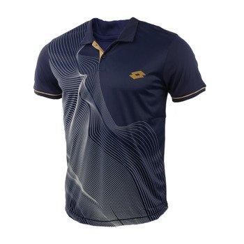 koszulka tenisowa męska LOTTO BLAST POLO / S2732