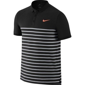 koszulka tenisowa męska NIKE ADVANTAGE DRI-FIT COOL POLO / 651859-010