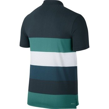 koszulka tenisowa męska NIKE ADVANTAGE DRI-FIT COOL POLO / 685305-464