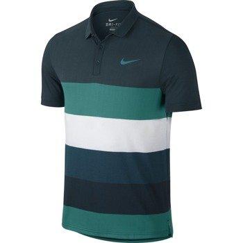 koszulka tenisowa męska NIKE ADVANTAGE DRI-FIT COOL POLO / 685305-464