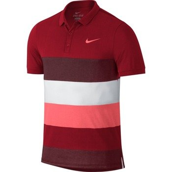 koszulka tenisowa męska NIKE ADVANTAGE DRI-FIT COOL POLO / 685305-696