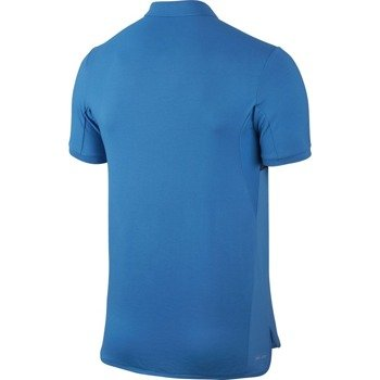 koszulka tenisowa męska NIKE ADVANTAGE DRI-FIT COOL POLO / 728949-435