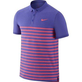 koszulka tenisowa męska NIKE ADVANTAGE DRI-FIT COOL POLO Dmitrov French Open 2015/ 651859-518