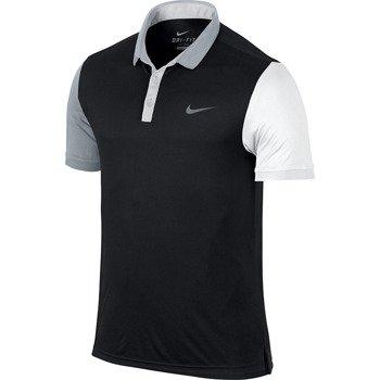 koszulka tenisowa męska NIKE ADVANTAGE POLO / 633106-010