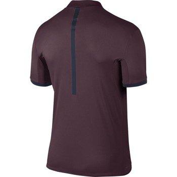 koszulka tenisowa męska NIKE ADVANTAGE POLO SOLID / 729384-681
