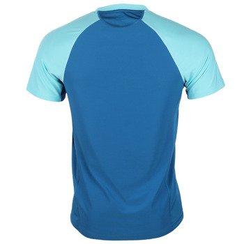 koszulka tenisowa męska NIKE ADVANTAGE UV CREW / 523215-418