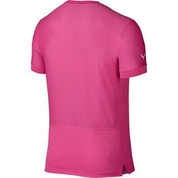 koszulka tenisowa męska NIKE CHALLENGER PREMIER RAFA CREW Rafael Nadal Australian Open 2015 / 644716-667