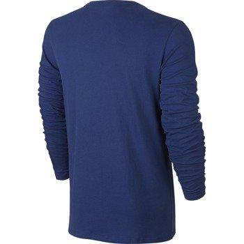 koszulka tenisowa męska NIKE COURT FRENCH OPEN AGASSI LONG SLEEVE / 777873-455