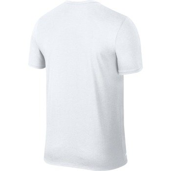 koszulka tenisowa męska NIKE COURT LOGO SHORTSLEEVE CREW TEE / 688464-100