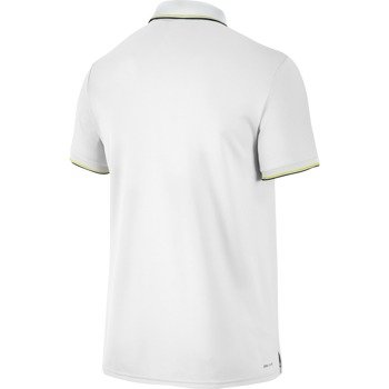koszulka tenisowa męska NIKE COURT POLO / 644776-102