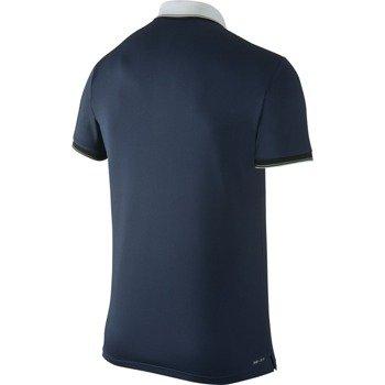 koszulka tenisowa męska NIKE COURT POLO / 644776-411