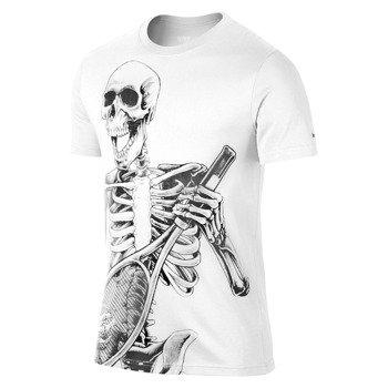 koszulka tenisowa męska NIKE DEAD SERIOUS TEE / 621721-100