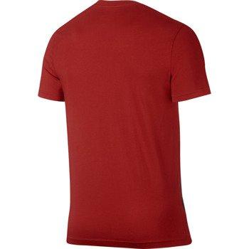 koszulka tenisowa męska NIKE DEAD SERIOUS TEE / 621721-650