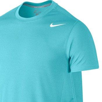 koszulka tenisowa męska NIKE POWER UV CREW / 523217-419
