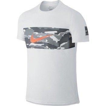 koszulka tenisowa męska NIKE PRACTICE CREW / 685319-100