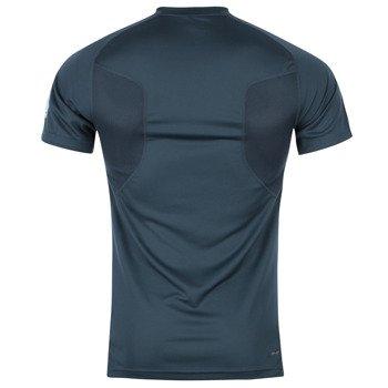 koszulka tenisowa męska NIKE PRACTICE CREW / 685319-460