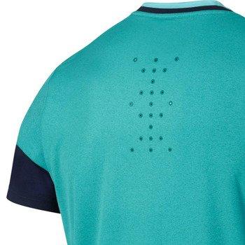 "koszulka tenisowa męska NIKE PREMIER RF CREW Roger Federer ""European Clay Court"" / 598151-307"
