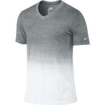 koszulka tenisowa męska NIKE RF V-NECK TEE Roger Federer / 596197-101