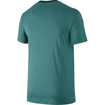 koszulka tenisowa męska NIKE TEAM COURT CREW / 644784-309