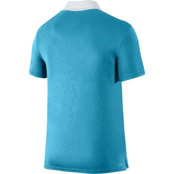 koszulka tenisowa męska NIKE TEAM COURT POLO / 644788-407