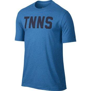 koszulka tenisowa męska NIKE TNNS TEE / 611793-463