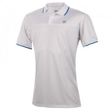 koszulka tenisowa męska WILSON CLAIM VICTORY POLO / WR1013100