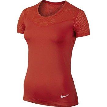 koszulka termoaktywna damska NIKE PRO HYPERCOOL SHORTSLEEVE / 725714-696