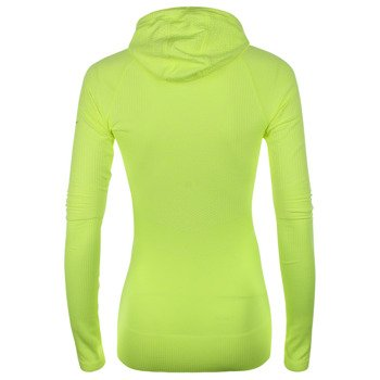 koszulka termoaktywna damska NIKE PRO SEAMLESS HYPERWARM HOODY / 548770-702