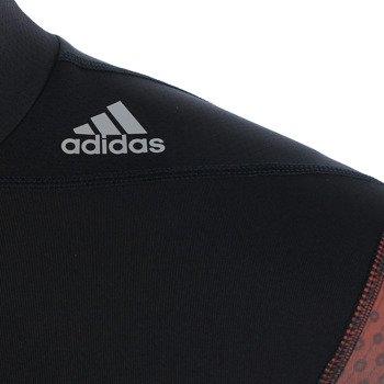 koszulka termoaktywna męska ADIDAS TECHFIT BASE WARM MOCK TEE / AB4948